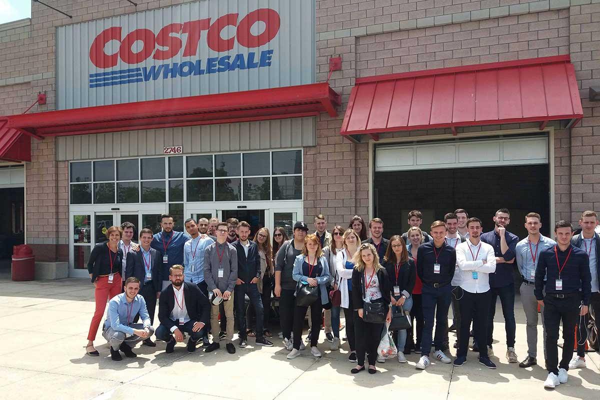 Un séjour d'études à Chicago pour nos étudiants en licence professionnelle management de rayon DistriSup